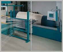 Sectional Wrapping Machine